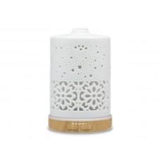 BEPER 70404 keramická aroma lampa a zvlhčovač vzduchu s LED do USB