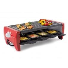 BEPER BT750Y raclette gril pro 8 osob, 1200W