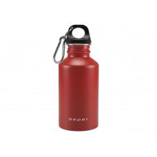 BEPER lahev na vodu nerez 05l, červená