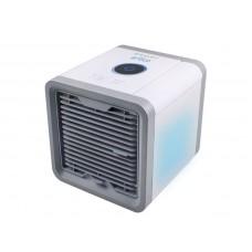 BEPER cube stolní USB ventilátor, 3 rychlosti, LED colors