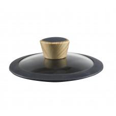 BEPER PE301 TEKA skleněná poklička 20cm, řada nádobí TekaLine